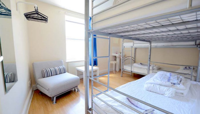 4 Bed Private - New Cross Inn Hostel - London