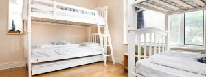 4 Bed Private Room Ensuite - New Cross Inn Hostel - London Hostel - London Accommodations