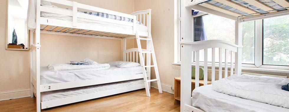 4 Bed Private Room Ensuite - New Cross Inn Hostel - London Hostel - London Accommodations
