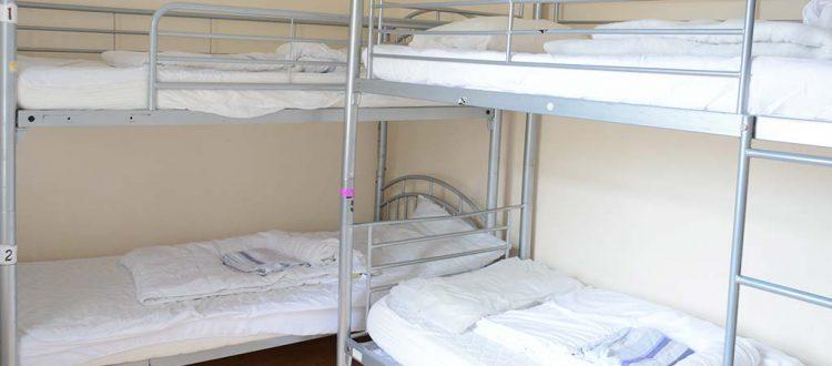 4 Bed Shared Room - New Cross Inn Hostel