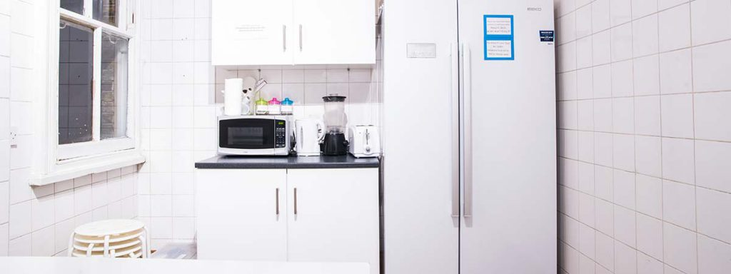 Shared Kitchen - New Cross Inn Hostel