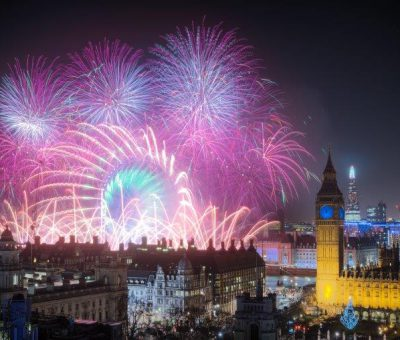 Southbank Centre New Years Eve Spectacular
